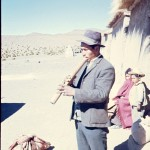 homme jouant de la tarqa