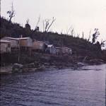 Les cabanes/maisonnettes des Qawasqar (1972)