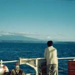 José Tonko à bord de la Calypso