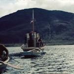Le bateau à moteur d'un « chilote »