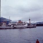 Le bateau « Navarino »