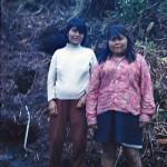 Maria Ester Eden et Juliana Tonko