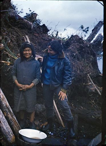 Teresa Lopez et Julie Bontempi