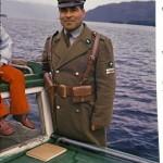 Le chef des carabiniers Alvarez