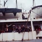 « Navarino » à Puerto Eden