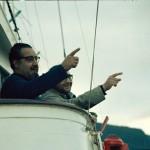 Anello Aguayo au bord de la Calypso
