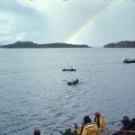 Puerto Eden (pendant l'expédition Cousteau)